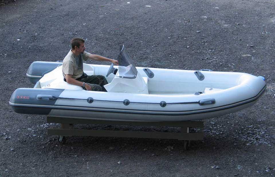 Купить лодку РИБ недорого в интернет-магазине