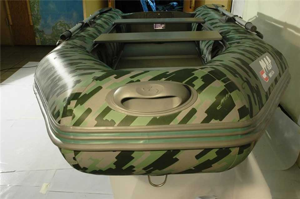 лодка краб надувная