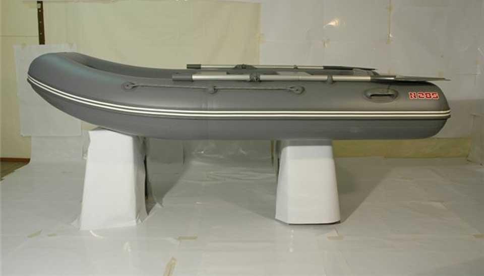 серия лодок кайман s