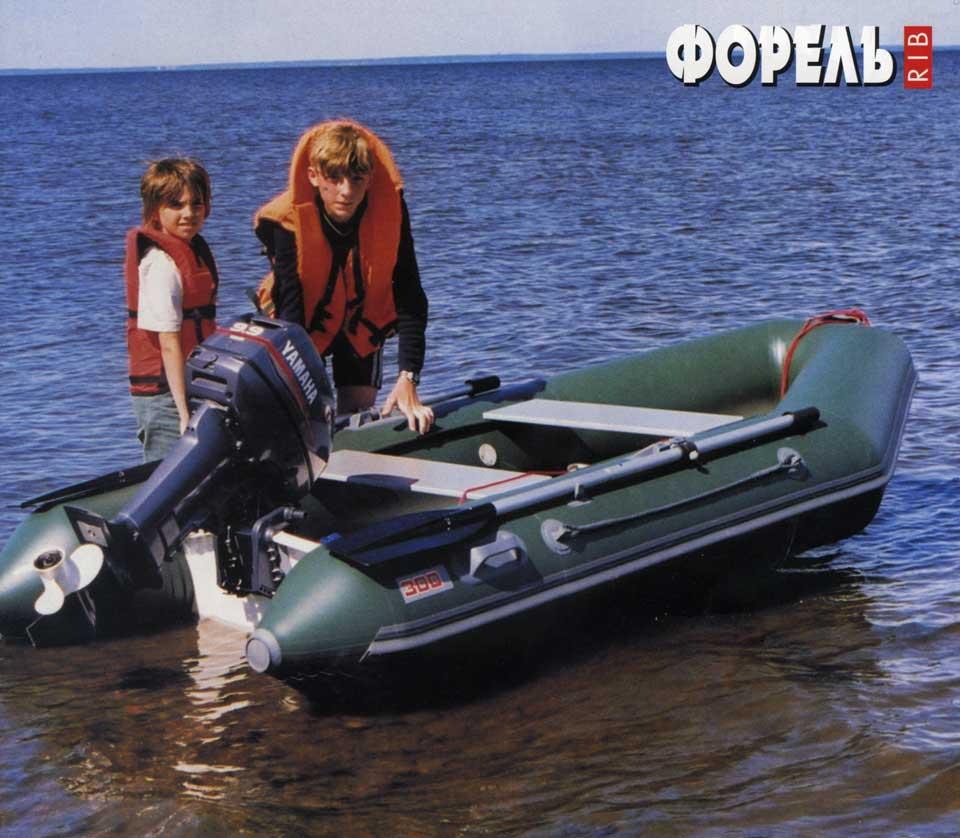 гидродинамические лодки
