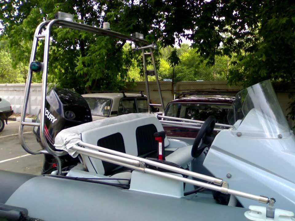 навесы лодок пвх