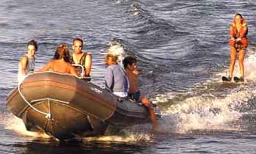 резиновая лодка кондор