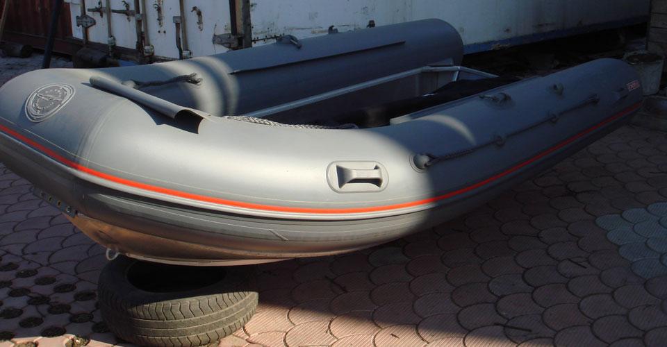 вес лодки кайман 360