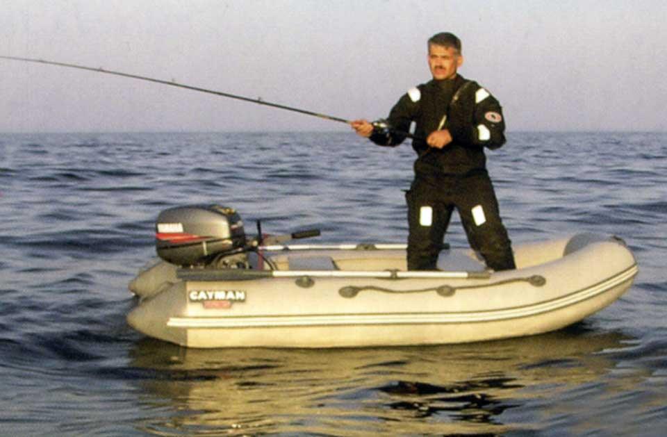 лодка cayman 300 цена