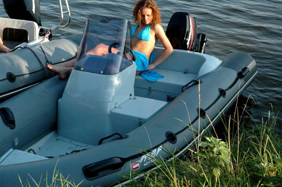 риб мастер лодок