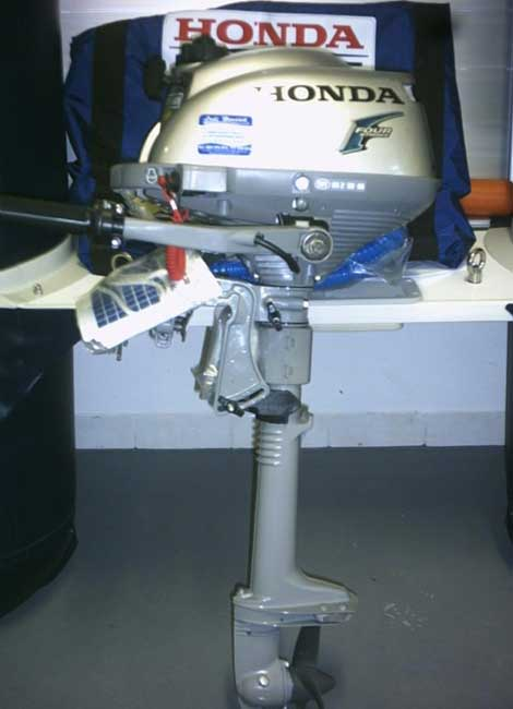 расшифровка honda лодочный мотор
