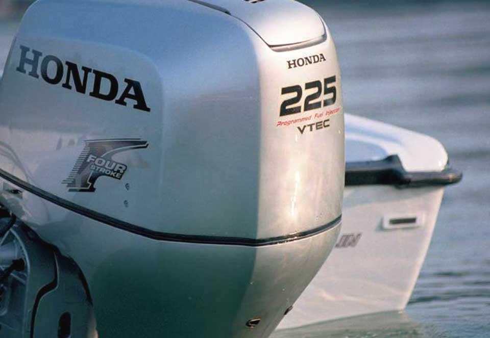 honda 225 подвесной мотор цена