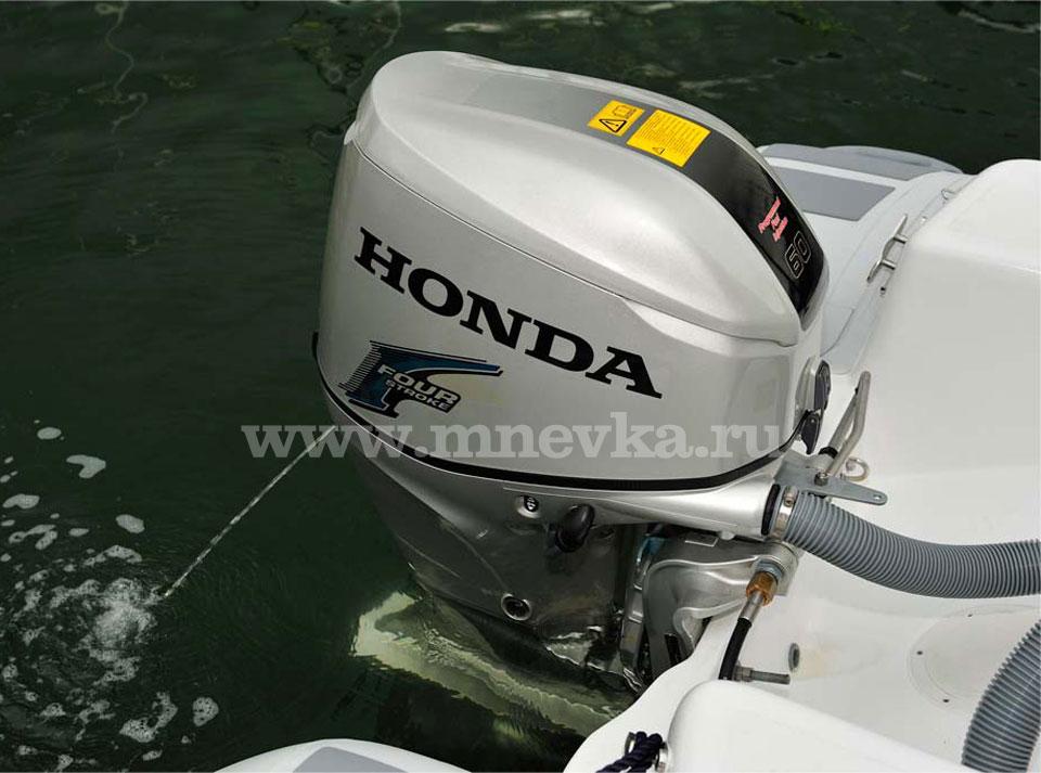 honda 2.3 лодочный мотор инструкция видео