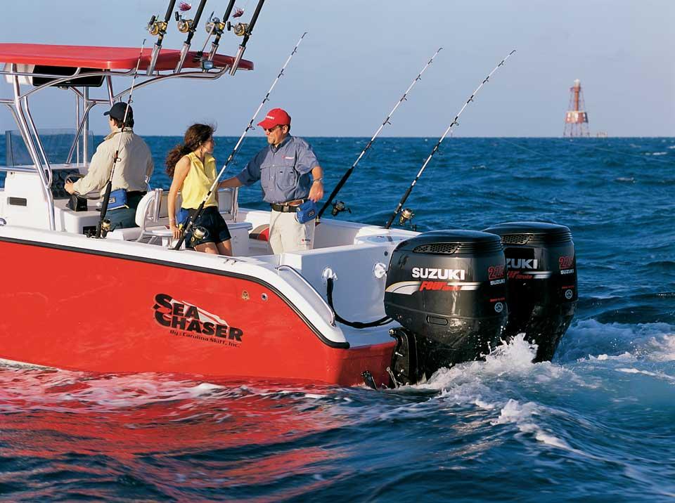 лучшие в мире лодочные моторы