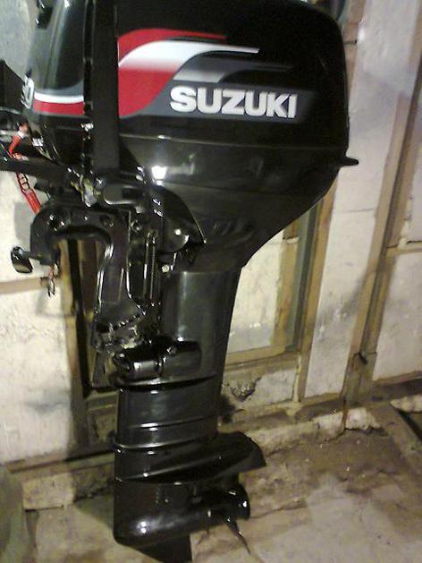 Suzuki   Hp Outboard Parts