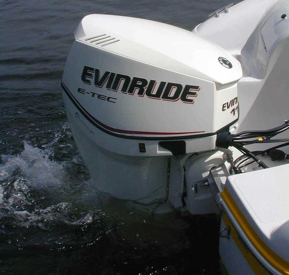 лодочный мотор evinrude b6rl4n