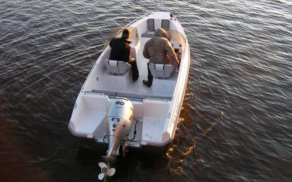 лодки шумность