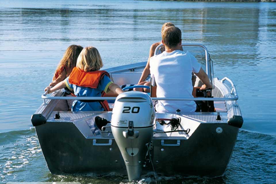 регистрация лодок и электромоторов
