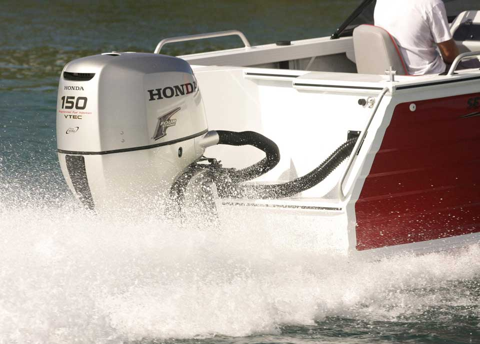 лодочные моторы хонда 115 л.с