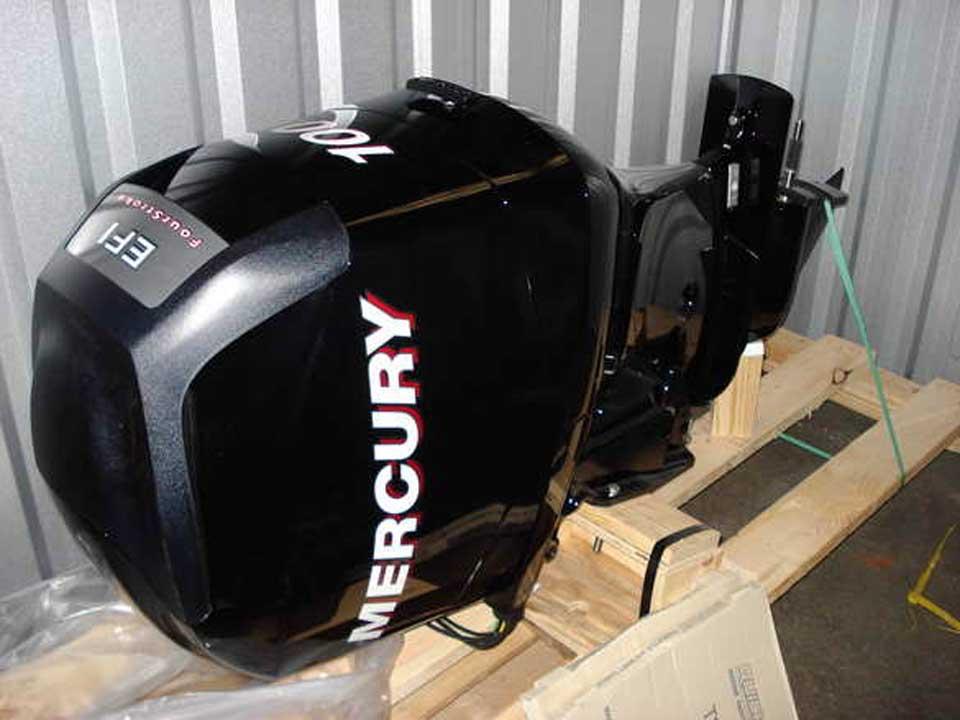 что такое efi на лодочном моторе