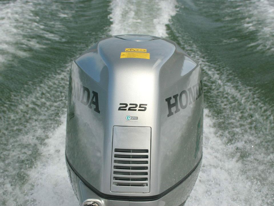 honda 225 подвесной мотор