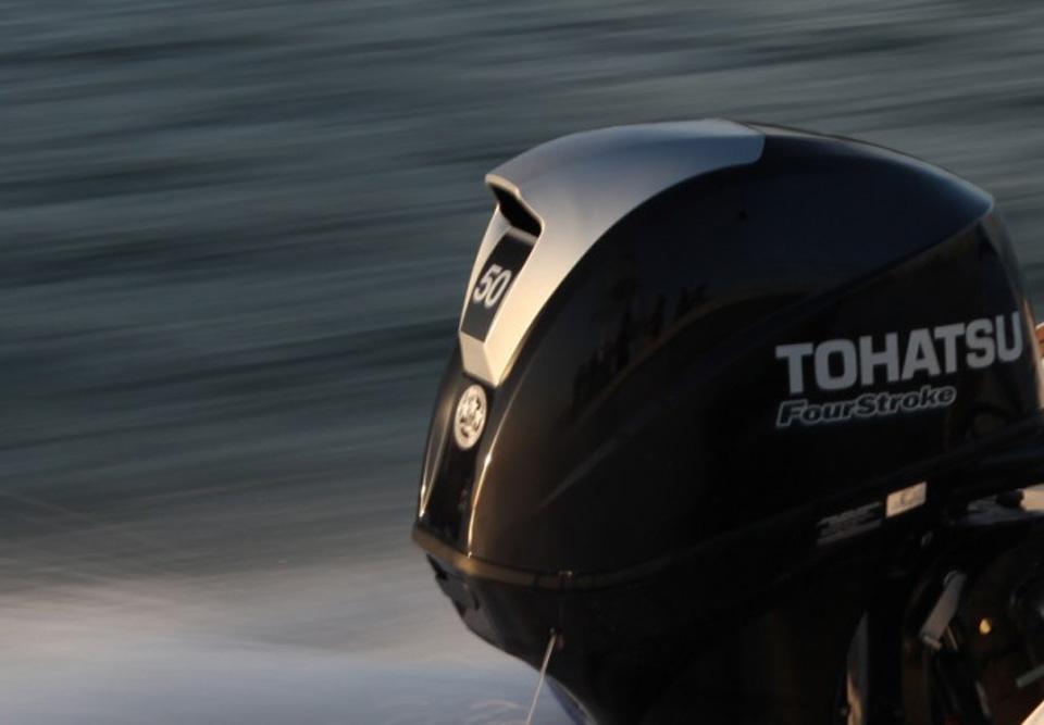мотор tohatsu mfs 50 etl отзывы