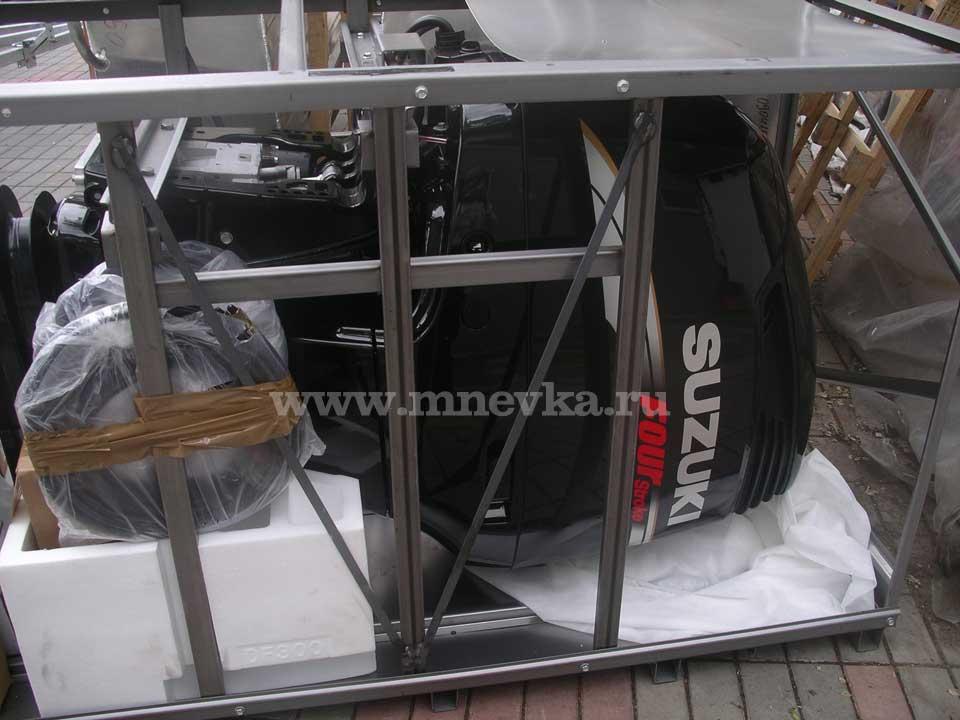 упаковка для лодочного мотора