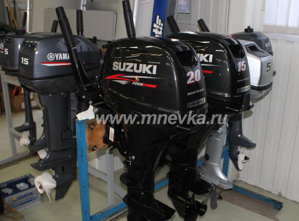 лодочные моторы сузуки купить киев