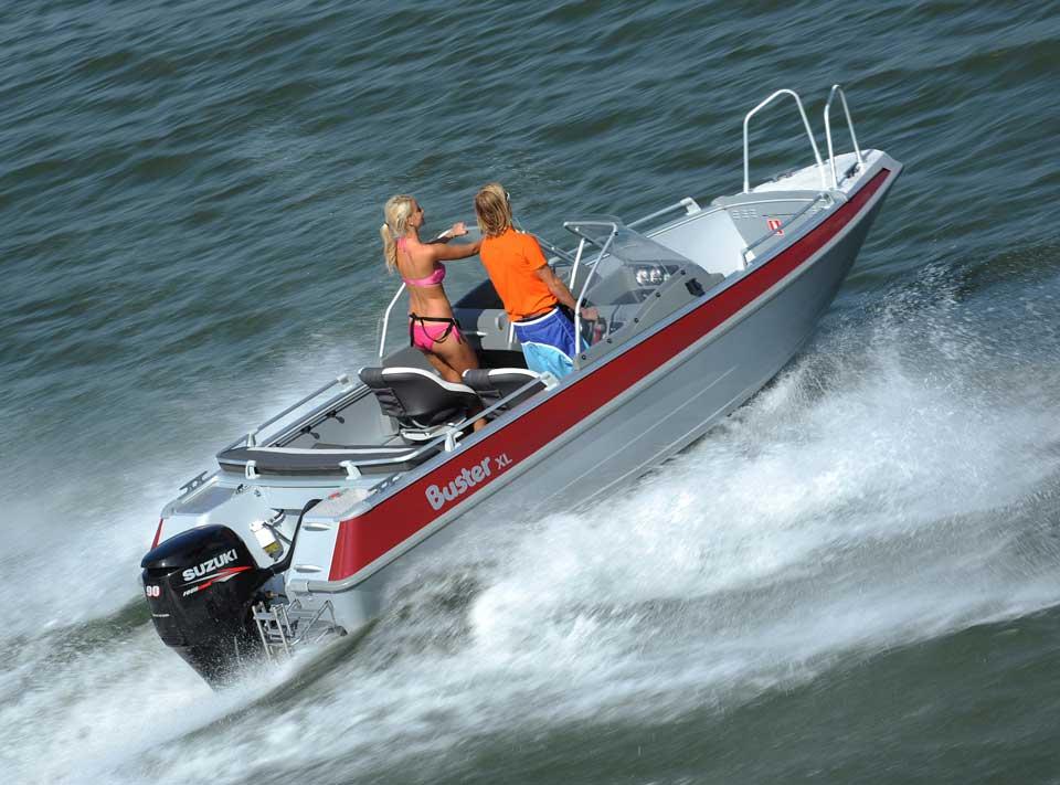 силовой агрегат в лодках