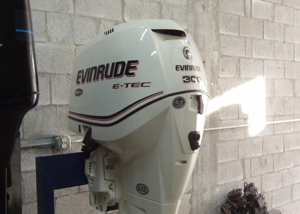 Лодочные моторы evinrude 300