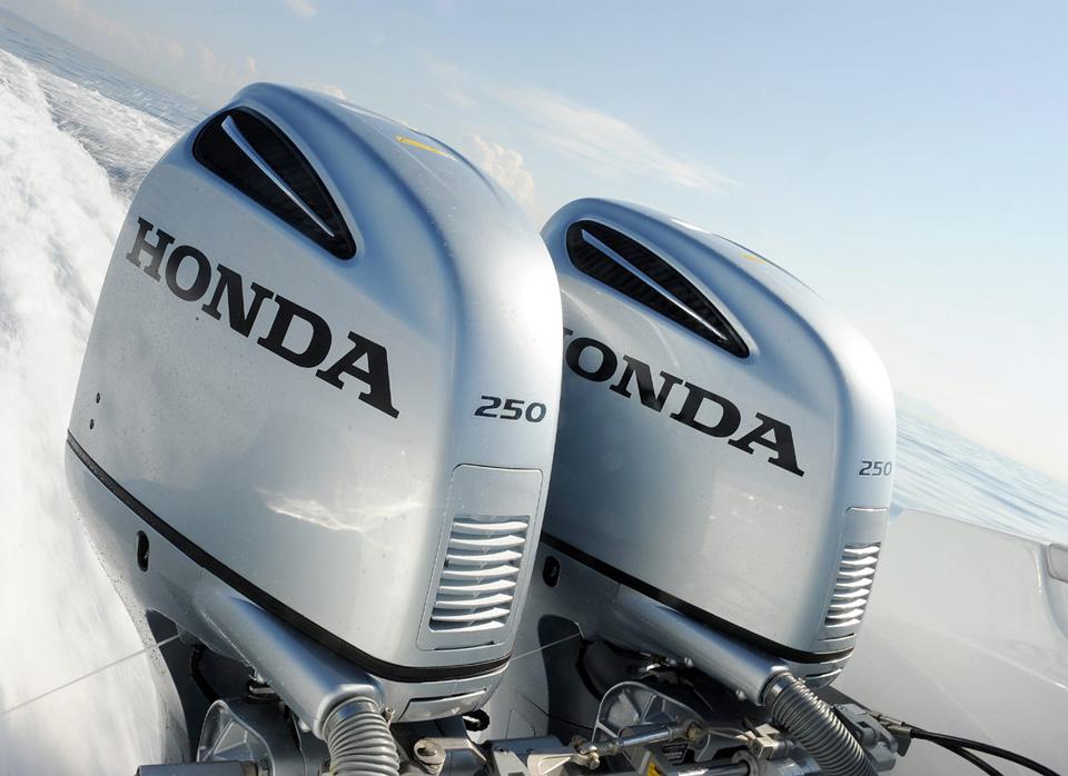 сервис лодочных моторов хонда в москве