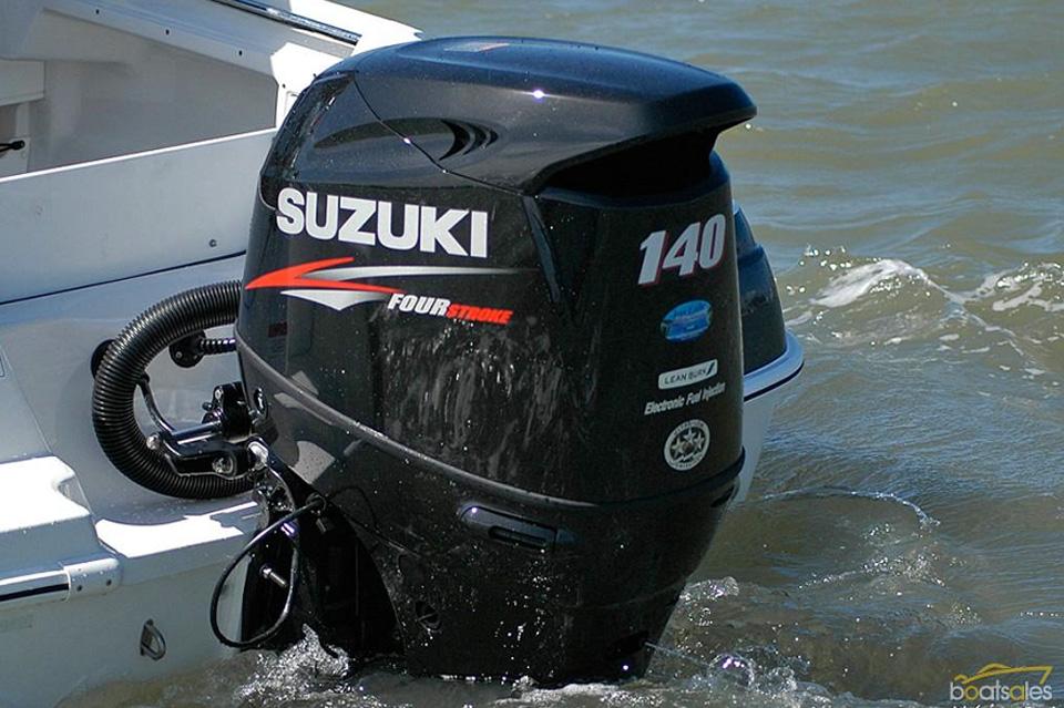 Suzuki   Hp Outboard Weight