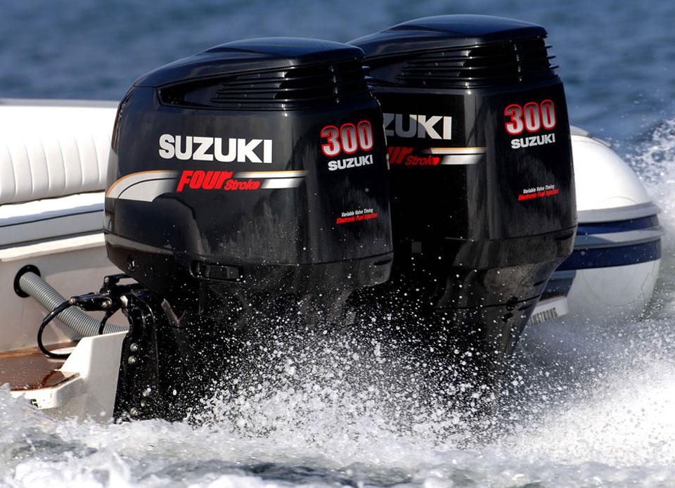 двигатель на лодку пвх сузуки 6 л.с