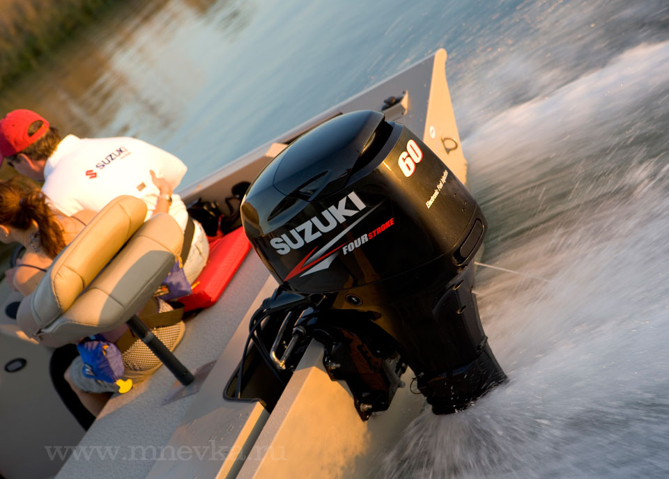 лодки с моторами сузуки