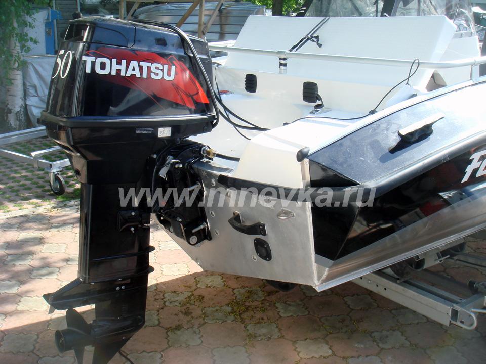 Комплект для переделки под дистанцию Tohatsu 2T 9,9-15-18лс