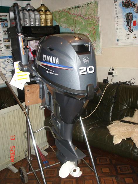 лодочный мотор yamaha f 40 f