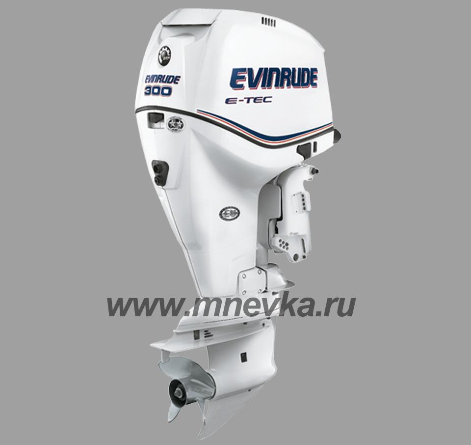 лодочный мотор evinrude 30 инструкция