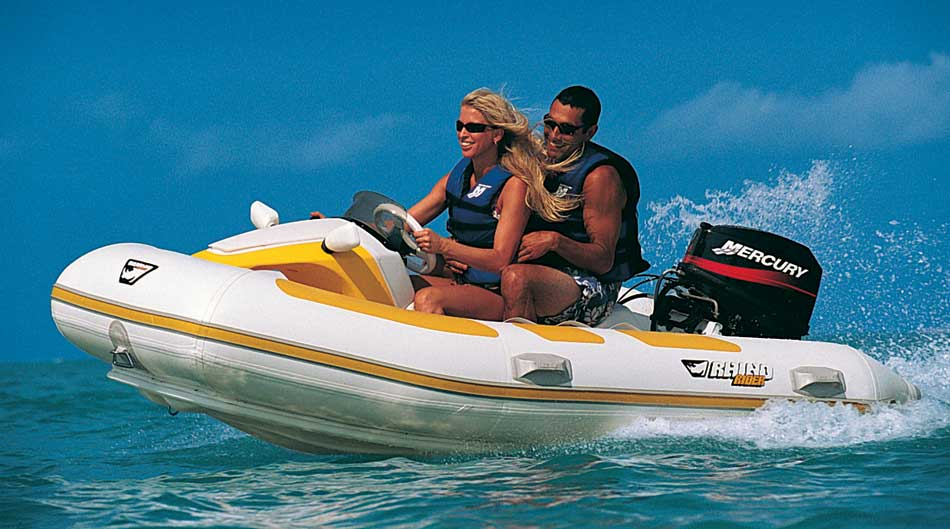 меркурий мотор для резиновой лодки