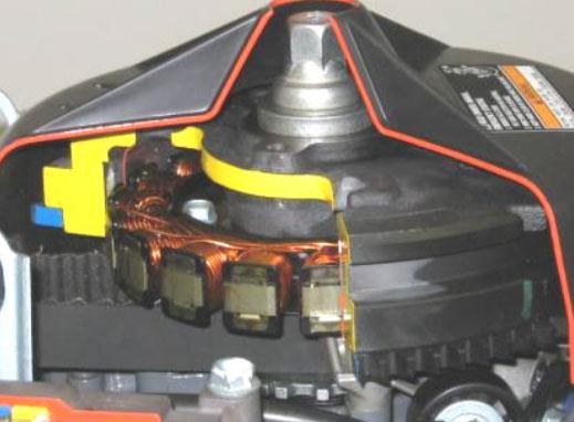 генератор для лодочного мотора ниссан
