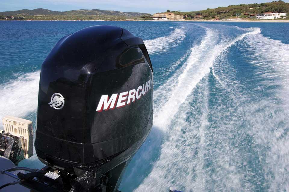 лодочный мотор меркурий 5 и его расход топлива