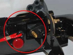 как подключить дополнительный бак к лодочному мотору
