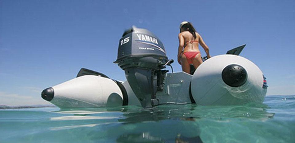 выбор маломощного лодочного мотора