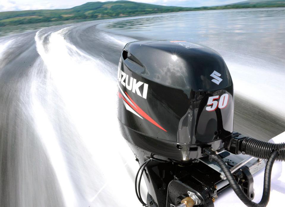 навесные лодочные моторы suzuki