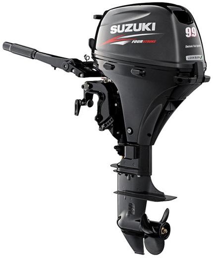 Suzuki df 9.9 bs инструкция