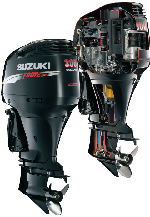 four stroke electronic fuel injection suzuki df300 product техноРогии мотора suzuki df 300