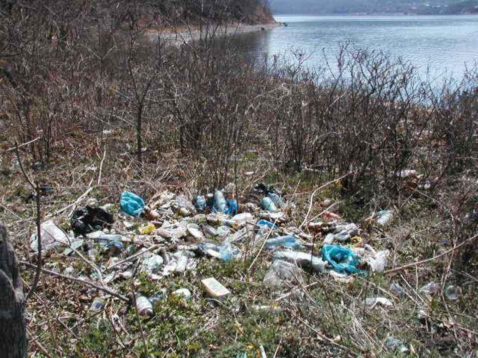 Генеральная схема очистки города от мусора разработана в Сочи.  19 января 2011, 15:51.
