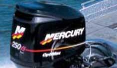 тест mercury 250xs