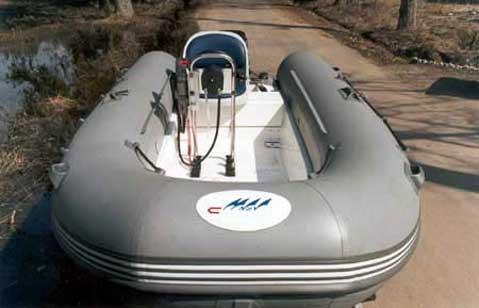лодка риб кайман 360