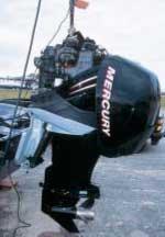 тест лодочного мотора Mercury Verado 250