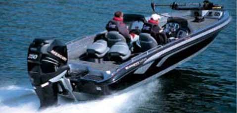 лодочных моторов 250 л.с.