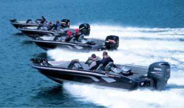 комплексный тест моторов для лодок