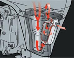не бежит вода из лодочного мотора